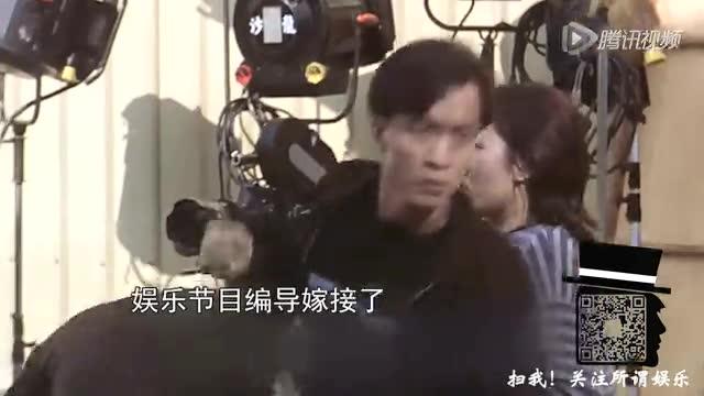 刘烨确认将快乐本营