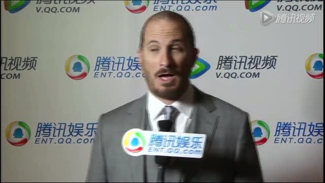 北京电影节腾讯独家采访 《黑天鹅》导演达伦被红毯惊呆截图图片