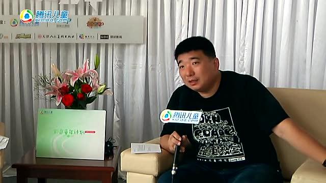 张磊:互联网+下内容为王截图