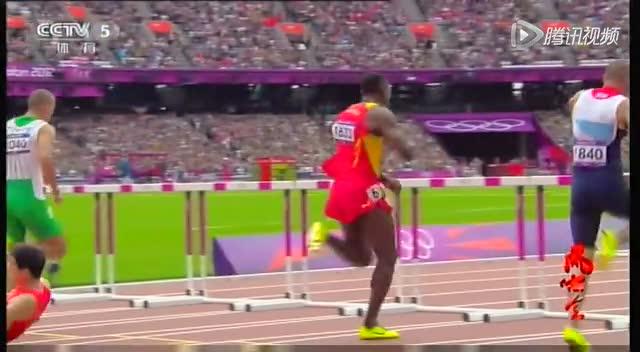 刘翔:伦敦奥运伤退已问心无愧 我已经尽力了截图