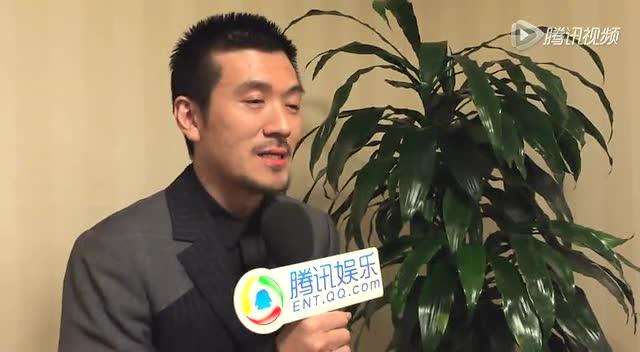 专访杨子:说黄圣依借奥斯卡炒作的人,你们想多了截图