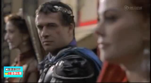 《罗马》第一季战争版预告片截图
