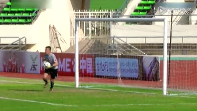 【集锦】国奥5-0蒙古 陈灏梅开二度刘彬彬两造点球截图