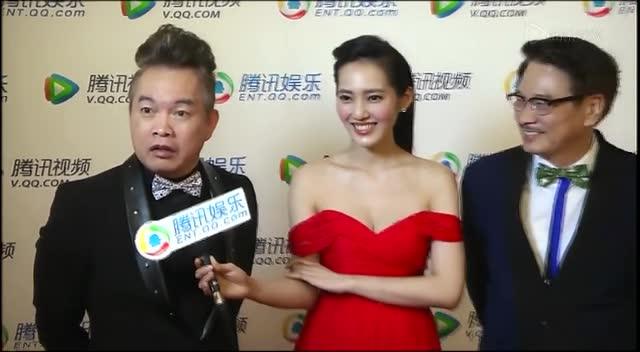 北京电影节腾讯独家采访 达叔自称坏人不会早死截图