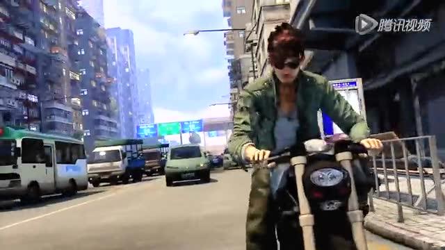 香港网游版GTA!《三合会之战》全新宣传片曝光截图