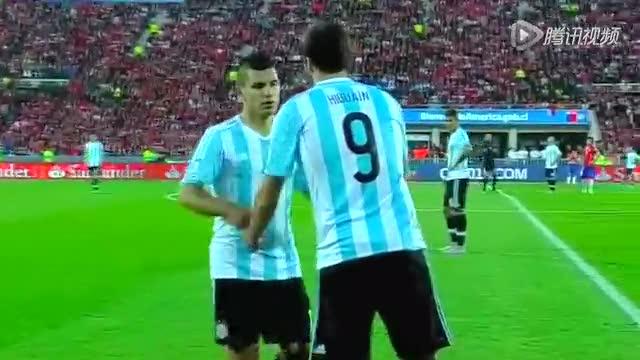 【集锦】智利点球4-1胜阿根廷夺冠 梅西再失利截图