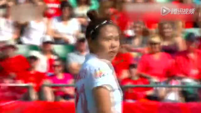 【集锦】加拿大1-0中国 女足遭争议点杀截图