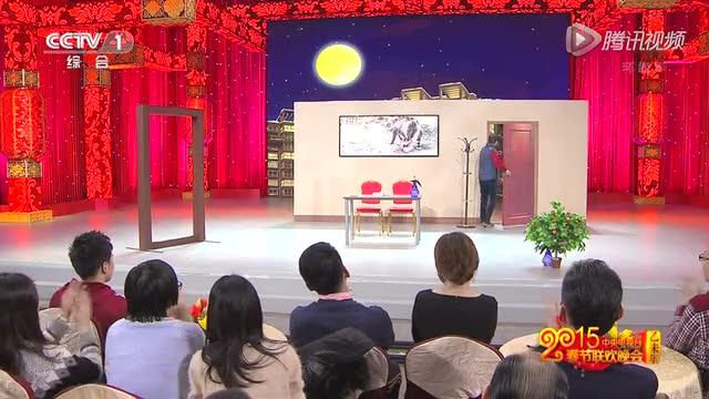 春晚小品抄袭日本喜剧? 冯巩变好爸爸温情表演《小棉袄》截图