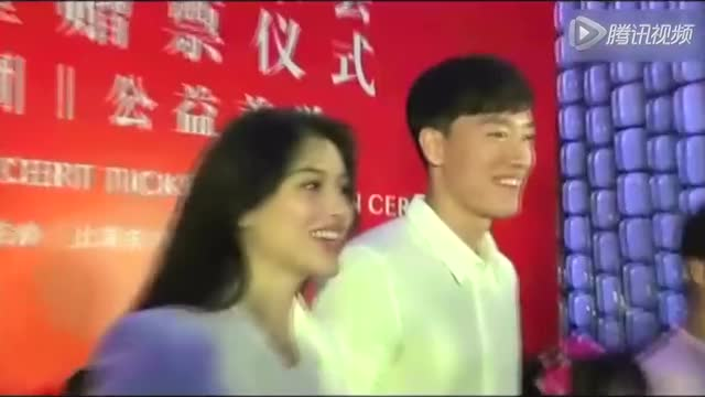刘翔微博宣布离婚:性格不合 葛天痛哭回应截图