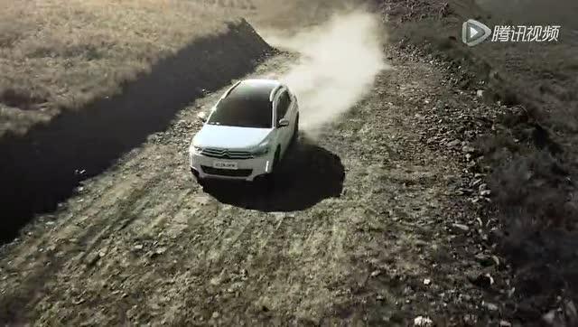 东风雪铁龙C3-XR广告视频截图