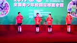 视频:夏令营才艺表演 小球员快板赞校园足球