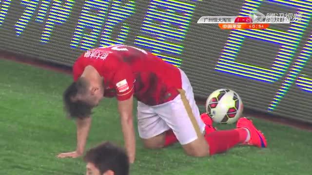 于汉超大腿意外拉伤 是否伤缺国足世预赛待定