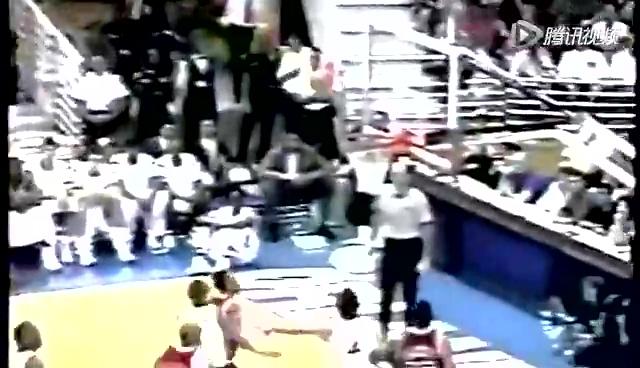 NBA30大绝技之乔丹后仰 飞人逆天身体诠释唯美跳投截图