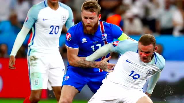 【战报】爆冷!冰岛2-1逆转英格兰