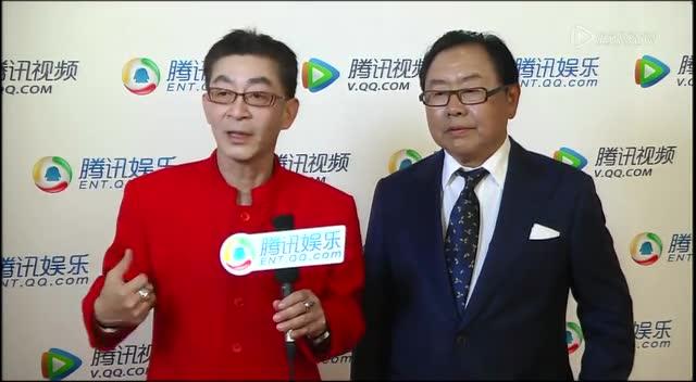 北京电影节腾讯独家采访 六小龄童率马德华重演西游记截图图片