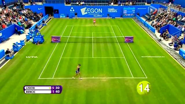 猛女!利斯基狂轰27ace创女子网球纪录截图