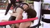 女子MMA恐怖断腿事件 超暴力捆绑折断四肢