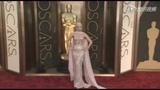 第86届奥斯卡奖红毯时尚 Lady Gaga遇上查理兹·塞隆 一秒变女神