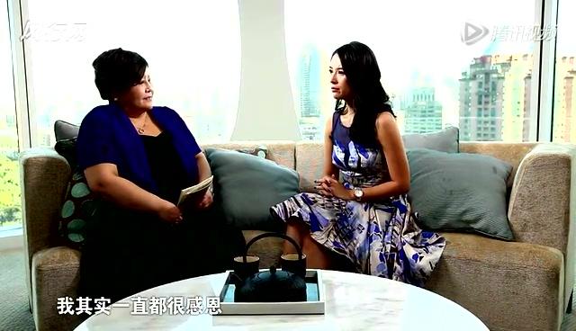 章子怡对话焦雄屏:绯闻历练 让我日渐成熟截图