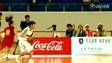 视频:国奥女篮遭绝杀 日归化华人中锋夺12分