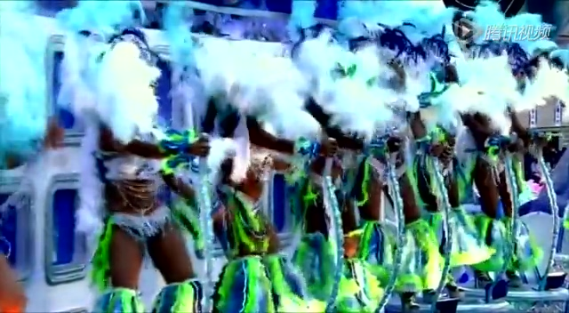 2014世界杯巴西城市宣传片 曼妙海滩+桑巴风情截图