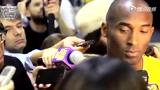 视频:科比媒体日受访:我非教练湖人已准备好