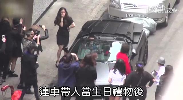 黄晓明Anglababay亲密照流出 公开恋情准备求婚截图