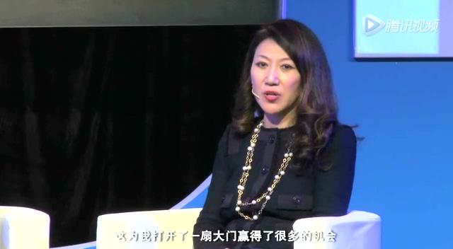 科技大师中国行第四期:职场女性如何成功?截图