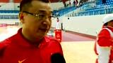 视频:范斌称防守关键 放平心态力拼台北争冠