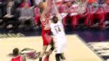 NBA1月十大防守 琼斯封盖1挑3法里德钉板血帽