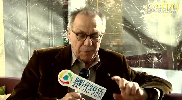 专访柏林电影节主席Dieter Kosslick截图