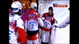 冬奥会感人拥抱合辑 名将新秀相拥冠军抱残疾家人