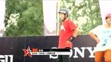 CX2013中国极限赛 国际直排轮玩家献精彩表演