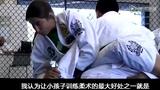 巴西柔术美女世界冠军讲座 女子缠绕窒息对手技巧