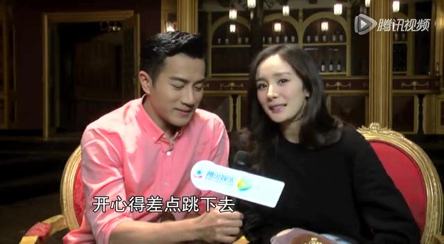 杨幂证实怀孕7月生产 不是双胞胎截图