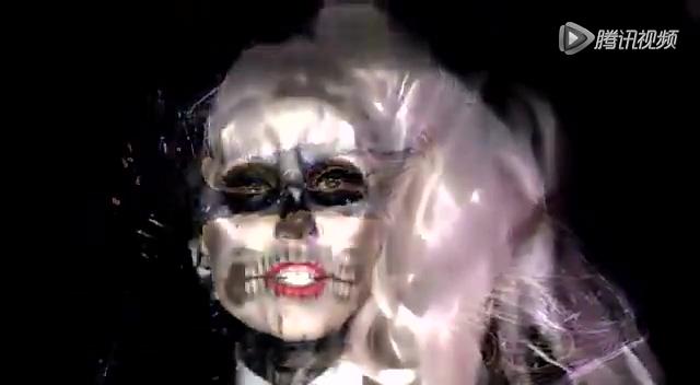 """一分钟看尽""""千变女王""""Lady Gaga截图"""