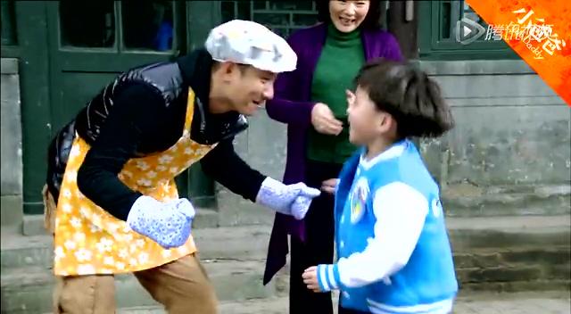 《小爸爸》发布大结局预告 文章王耀庆争妻夺
