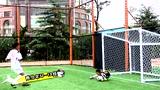 2013中国体育微视频展播活动 纪实类作品《笼式足球》