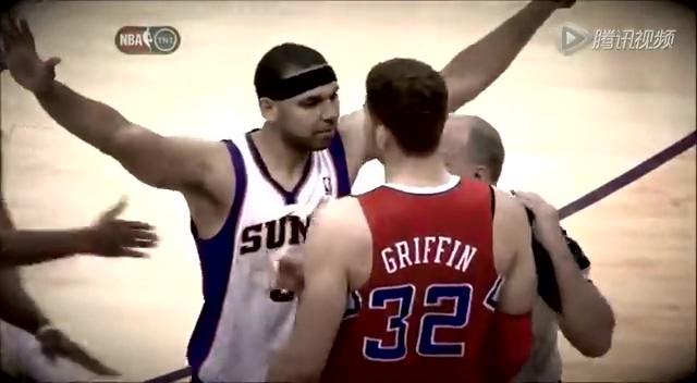 盘点NBA恶犯斗殴 慈世平挥肘掘金追逐群殴截图