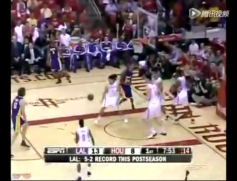 NBA30绝技之巴蒂尔防守:严防科比至失误为止截图