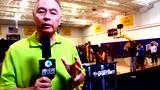 视频:腾讯专访 张指导展望湖人新赛季