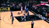 视频:23日最佳抢断 米尔斯中3分接抢断上篮