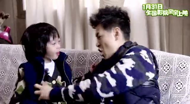"""《爸爸去哪儿》曝制作特辑 揭秘幕后""""超级装备""""截图"""