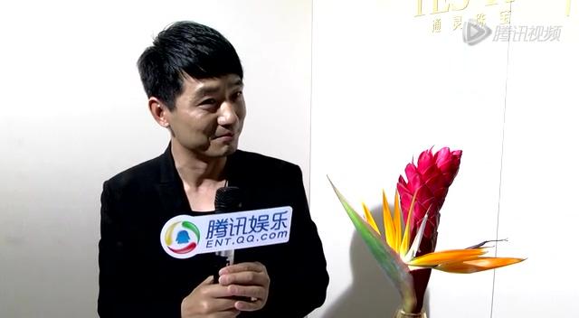 《推拿》郭晓冬专访截图
