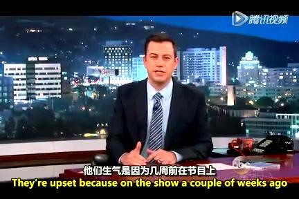 """吉米为""""杀光中国人""""言论道歉截图"""