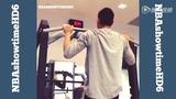 视频:林书豪泳池半裸恢复伤势 打拳状态良好