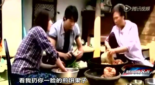 韩国泡菜秒杀中华料理?日本人都笑了截图