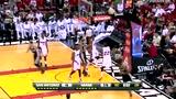 视频:马刺抢断得手 伦纳德快攻360转身上篮