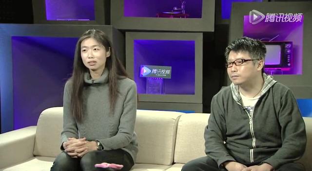《场外》第26期:胡力涛李婷做客寄语李娜截图