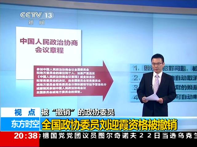 资料视频:美女富豪刘迎霞全国政协委员资格被撤销截图